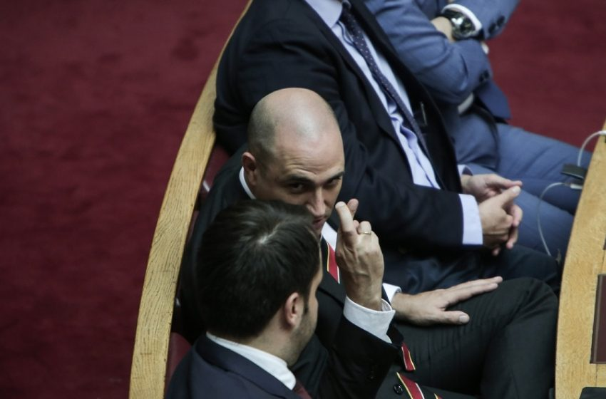 Αιφνιδιάστηκε ο Τασούλας από επιστολή βουλευτών του ΣΥΡΙΖΑ για τον Μπογδάνο – Πώς αντέδρασε
