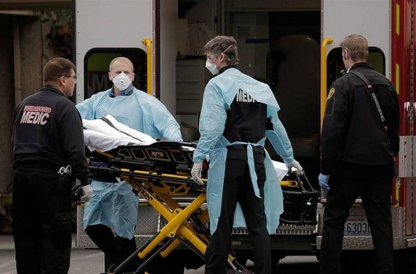 Κοροναϊός: Οι νεκροί ξεπέρασαν τα θύματα της ισπανικής γρίπης