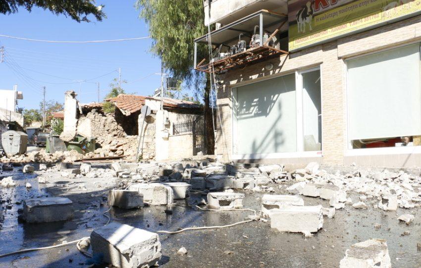 """Ανησυχία για τους σεισμούς στην Κρήτη – Λέκκας: """"Κεραυνός εν αιθρία"""" – Παπαδόπουλος: """"Δεν ήρθε απροειδοποίητα"""""""