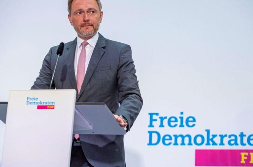 Γερμανία -εκλογές: Οι Φιλελεύθεροι αποφάσισαν προκαταρκτικές διαβουλεύσεις με τους Πράσινους