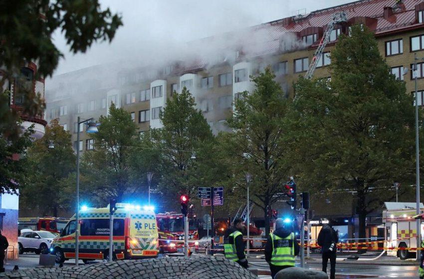 Συναγερμός στη Σουηδία: Έκρηξη σε κτίριο στο Γκέτεμποργκ – 25 άτομα στο νοσοκομείο