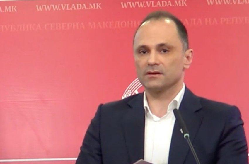 Παραιτήθηκε ο υπουργός Υγείας της Β. Μακεδονίας με αφορμή την πυρκαγιά με 14 νεκρούς σε μονάδα Covid-19