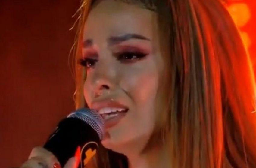 """Ξέσπασε σε κλάματα η Φουρέιρα για  Mad Clip: """"Μας λείπεις πολύ"""" (vid)"""