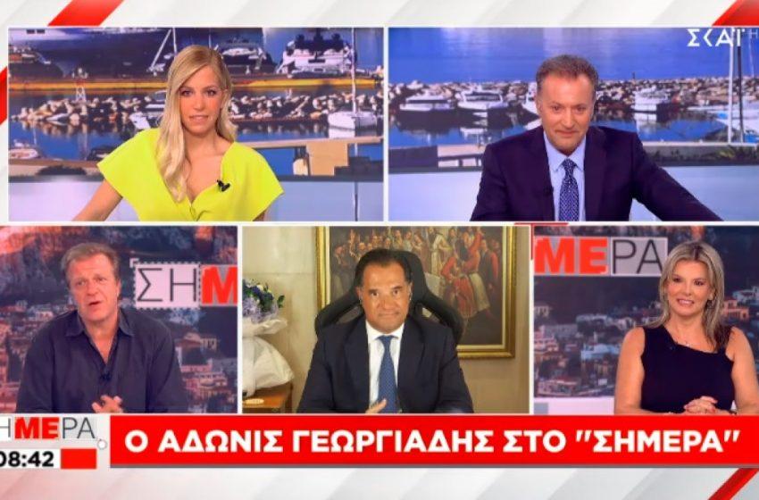 """Γεωργιάδης για Αποστολάκη: """"Δεν έπρεπε να γίνει ούτε καφετζής όχι αξιωματικός"""""""