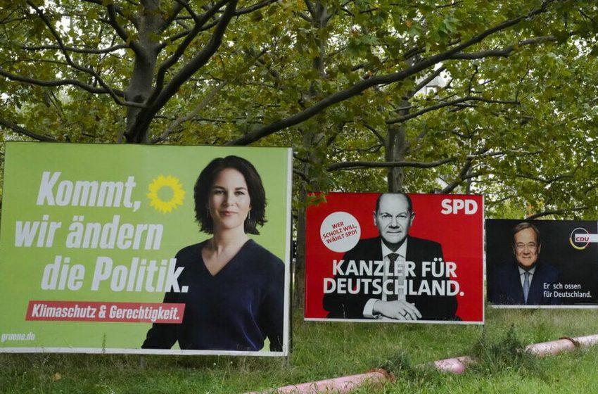 LIVE Τα αποτελέσματα των γερμανικών εκλογών