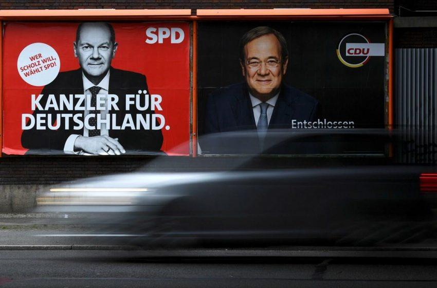 Eκλογικό θρίλερ στη Γερμανία: Στα όρια του στατιστικού λάθους η διαφορά SPD-CDU