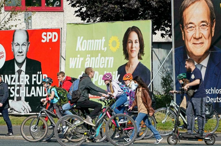 Γερμανικές εκλογές: Άνοιξαν οι κάλπες, στις 7 το απόγευμα τα exit polls