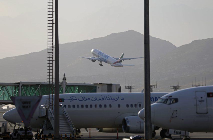 Ανοιχτό και πάλι το αεροδρόμιο της Καμπούλ