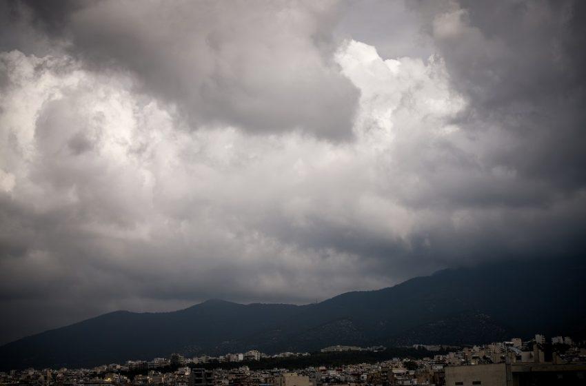 Ο καιρός την Τρίτη: Τοπικές βροχές και σποραδικές καταιγίδες με μικρή πτώση της θερμοκρασίας