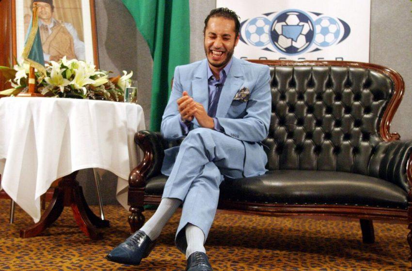 Εγκαταστάθηκε στην Τουρκία ο γιος του δικτάτορα της Λιβύης Μουάμαρ Καντάφι