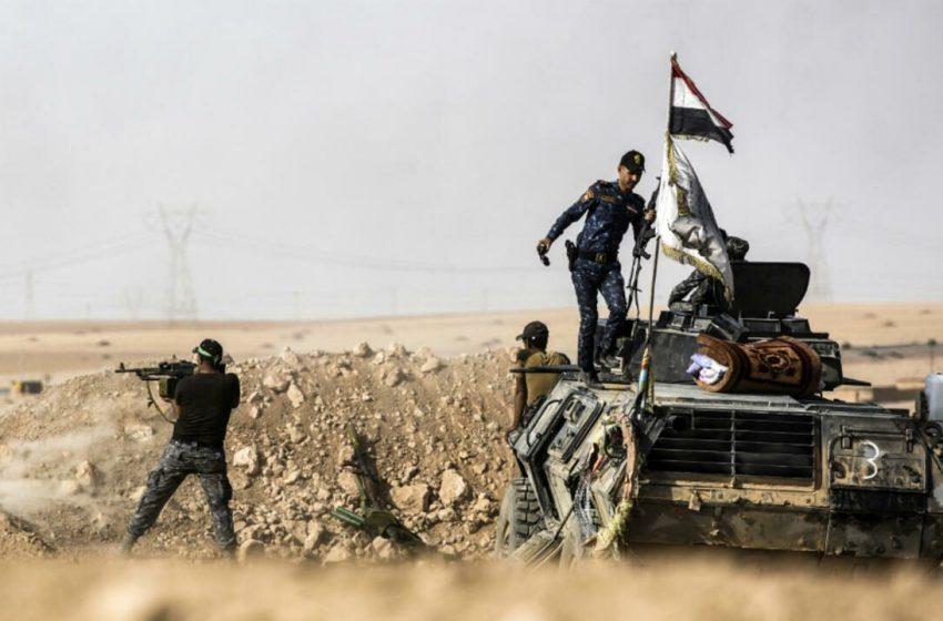Αιματηρή επίθεση από το Ισλαμικό Κράτος με στόχο τις δυνάμεις ασφαλείας