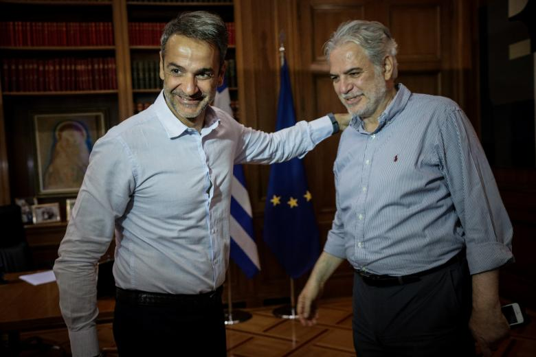 Στυλιανίδης: Θα λάβει την ελληνική υπηκοότητα πριν την ορκομωσία