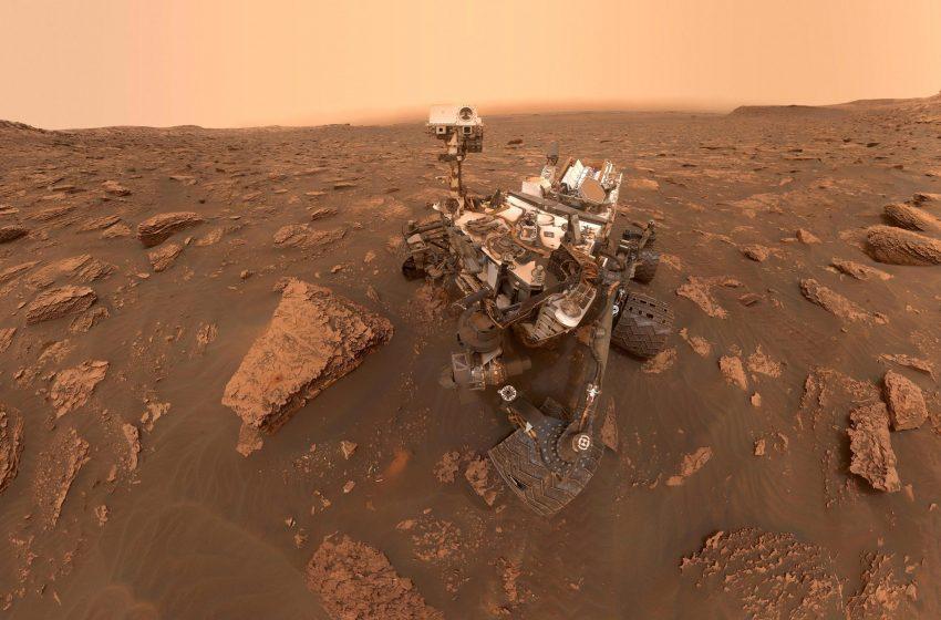 Η NASA εξερευνά μια αρχαία λίμνη στον Άρη