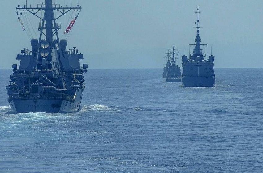 Νέα παράνομη Navtex της Τουρκίας από το Καστελόριζο μέχρι την Κυπριακή ΑΟΖ