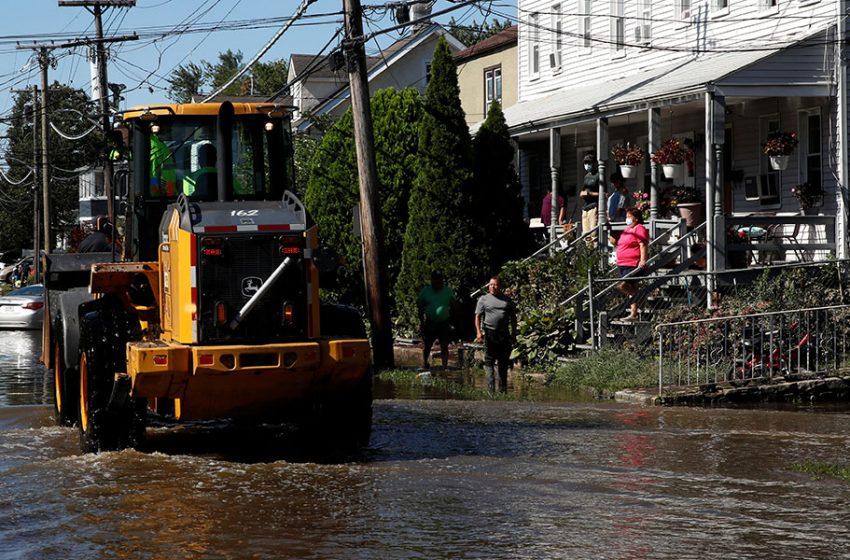 Πλημμύρες στη Νέα Υόρκη: Τουλάχιστον 22 οι νεκροί, λένε αμερικανικά ΜΜΕ