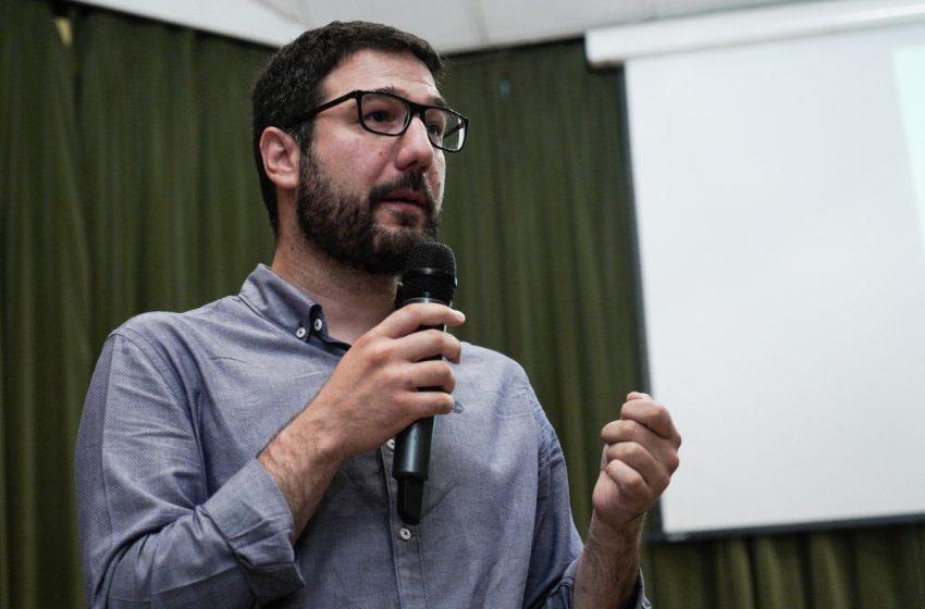 Ηλιόπουλος: Αντικείμενο πολιτικής εκμετάλλευσης για την κυβέρνηση η απώλεια του Μίκη Θεοδωράκη