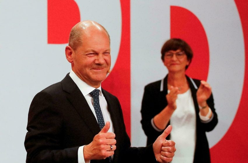 Γερμανία: Μεγάλος νικητής ο Σολτς, τρίτο κόμμα οι Πράσινοι, καταποντίστηκαν CDU, Die Linke – Τα σενάρια σχηματισμού κυβέρνησης