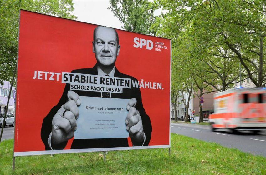 Γερμανία: Προβάδισμα του SPD και στις τοπικές εκλογές δείχνουν οι δημοσκοπήσεις
