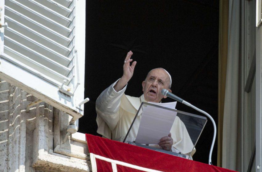 Πάπας Φραγκίσκος: Ούτε που το σκέφθηκα ποτέ να παραιτηθώ