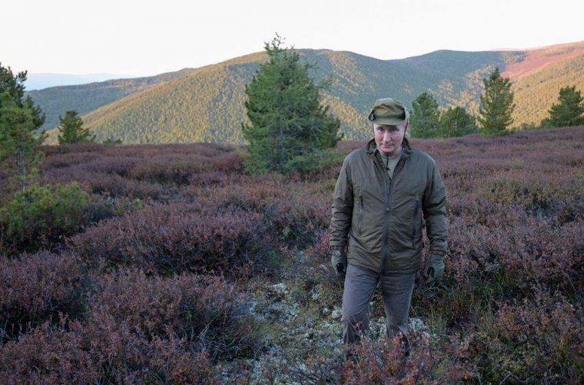 Διακοπές για τον Πούτιν: Πήγε για ψάρεμα και πεζοπορία