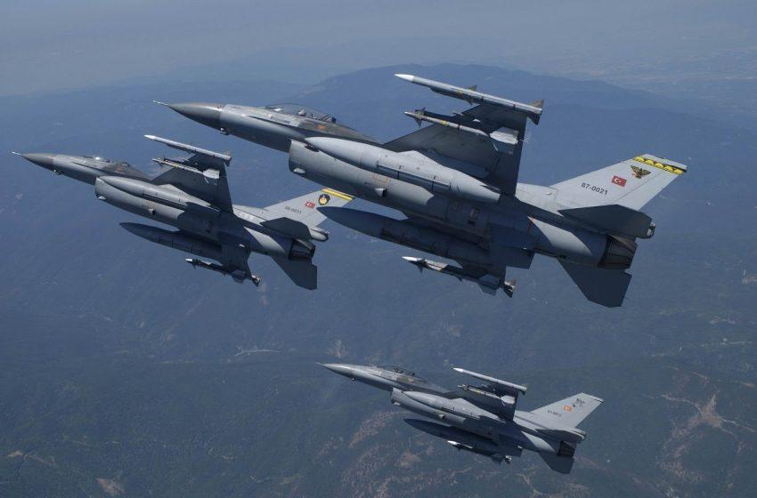 Νέες τουρκικές προκλήσεις – Αερομαχίες πάνω από το Αιγαίο