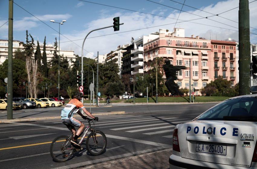 Κέντρο Αθήνας: Κυκλοφοριακές ρυθμίσεις από σήμερα Τρίτη για το ράλι Ακρόπολις