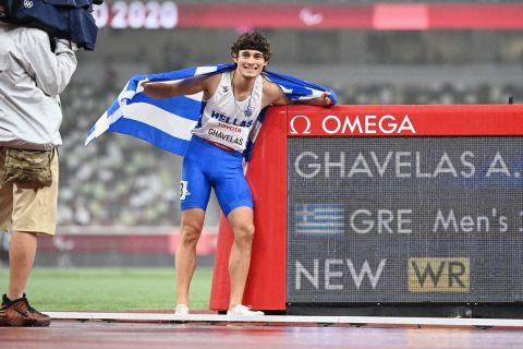 Παραολυμπιακοί: Χρυσό ο Γκαβέλας με παγκόσμιο ρεκόρ