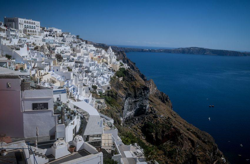 Έρευνες για… τη «Χαμένη Ατλαντίδα» – Τα κρυμμένα σκαλοπάτια της Καλντέρας