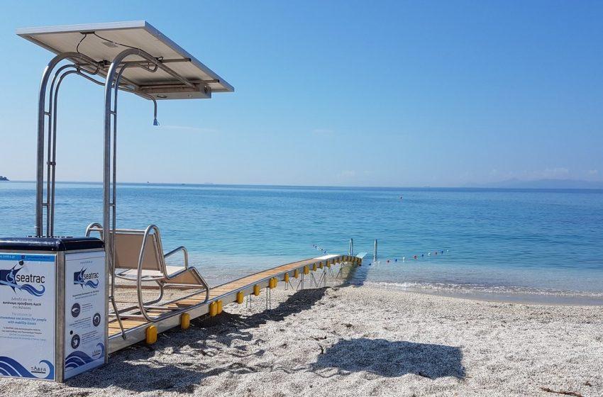 Η προσβασιμότητα στον τουρισμό στις προτεραιότητες του δήμου Κατερίνης