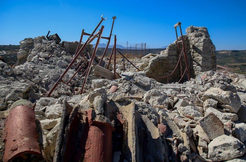 Δύο δυνατοί μετασεισμοί 4,4 Ρίχτερ στο Αρκαλοχώρι Ηρακλείου