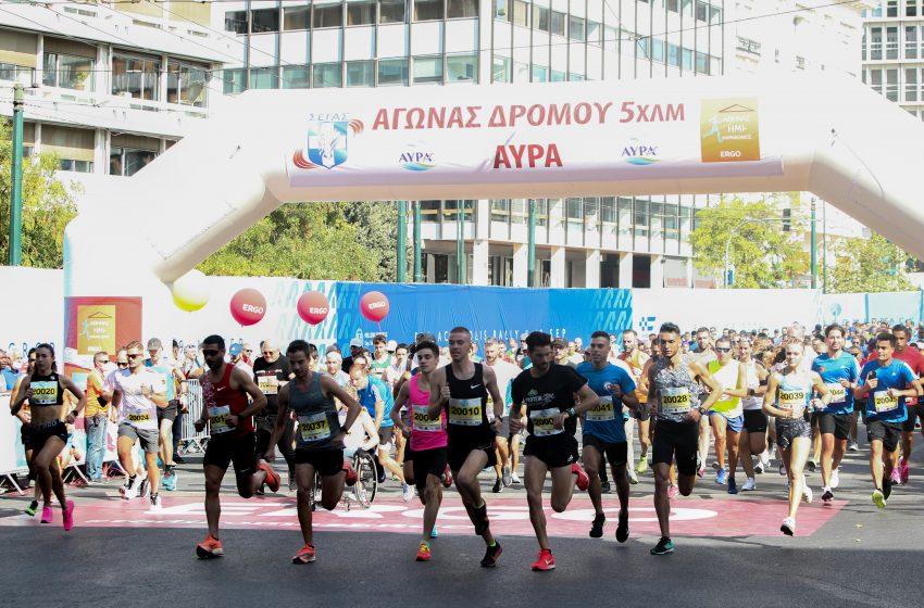 9ος Ημιμαραθώνιος: Καραΐσκος και Ασημακοπούλου νικητές στο Πανελλήνιο Πρωτάθλημα