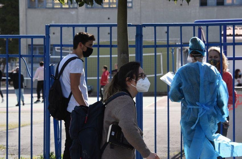 Αντιμέτωποι με την πραγματικότητα του κοροναϊού: Τρομάζουν σχολεία, Βόρεια Ελλάδα, αρνητές