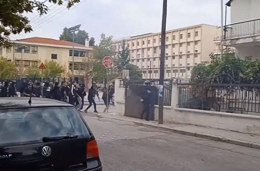 Σταυρούπολη: Σοκάρουν οι μαρτυρίες των μαθητών για την άγρια συμπλοκή (vids)