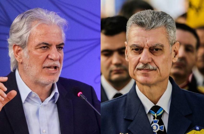 Στυλιανίδης – Τουρνάς το δίδυμο στο νέο υπουργείο Πολιτικής Προστασίας – Ποιοι είναι οι νέοι υπουργοί