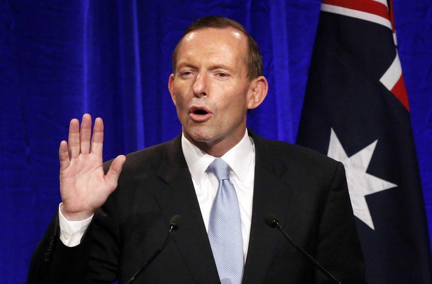 Πρόστιμο στον πρώην πρωθυπουργό της Αυστραλίας επειδή φέρεται να μην φορούσε μάσκα