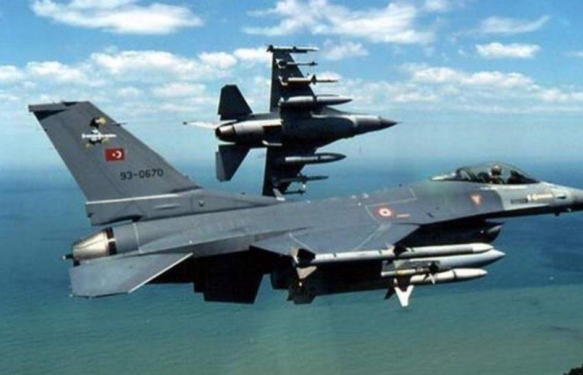 Νέες τουρκικές προκλήσεις: Δύο εμπλοκές από οπλισμένα μαχητικά F-16