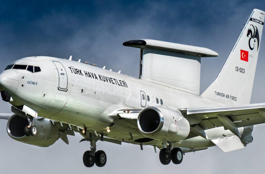 Σαράντα παραβιάσεις από τουρκικά αεροπλάνα στο Αιγαίο- Οι 31 από κατασκοπευτικά
