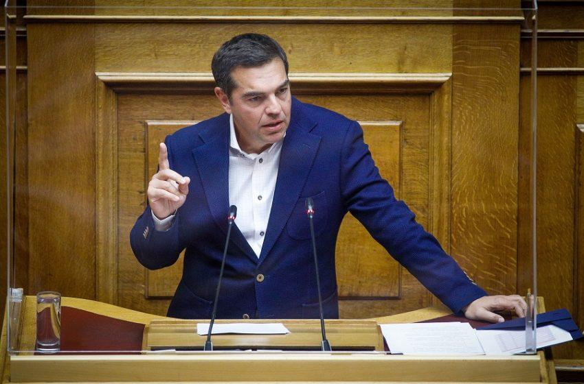 Τσίπρας για ΔΕΗ: Χαρίζετε την περιουσία του ελληνικού λαού αλλά είναι και εξαιρετικά ύποπτος ο τρόπος που το κάνετε