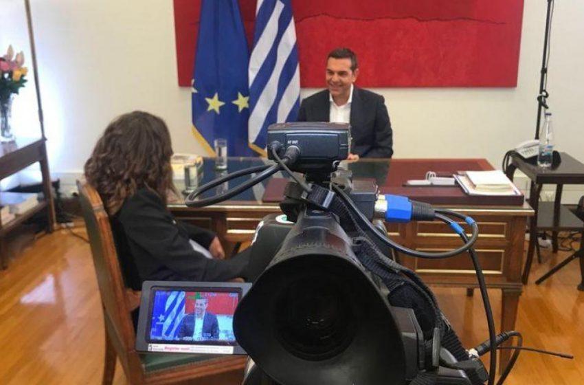 Μηνύματα Τσίπρα: Μετωπική με Μητσοτάκη, νίκη ΣΥΡΙΖΑ στις εκλογές – Γιατί αποκάλυψε τον εμβολιασμό Πολάκη