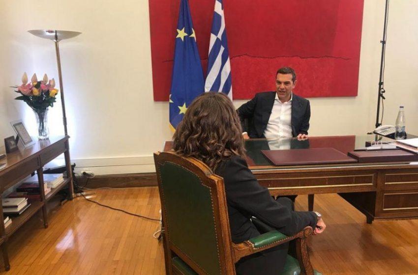 Τσίπρας: Ο κ. Μητσοτάκης έζησε 1,5 χρόνο τον όμορφο μύθο του, τώρα οι πολίτες  ζουν την άσχημη αλήθεια του – Θα πάει σε πρόωρες εκλογές (vid)