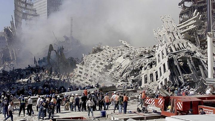 11/9/2001: Το πρωί μιας Τρίτης που έγινε εφιάλτης