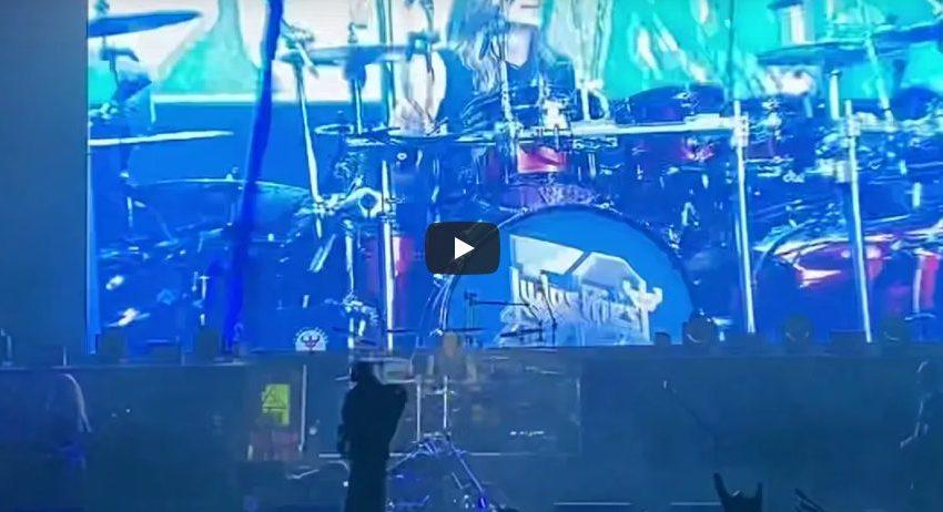 Ο κιθαρίστας των Judas Priest, Ρίτσι Φόλκνερ υπέστη ανεύρυσμα αορτής επί σκηνής (vid)