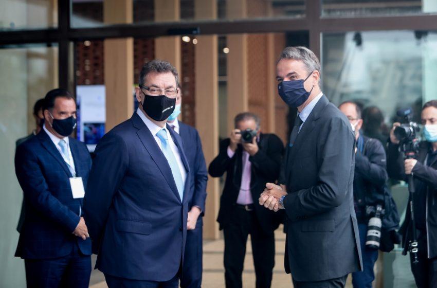Μπουρλά: Παρούσα η Pfizer στην εθνική προσπάθεια ανάκαμψης