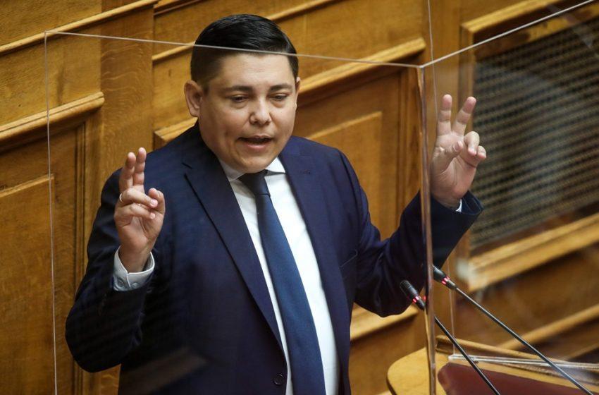 Μπουρνούς: Θετικός στον κοροναϊό ο βουλευτής του ΣΥΡΙΖΑ