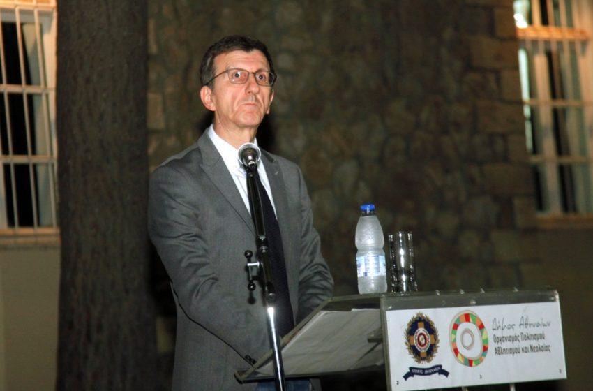 Πορτοσάλτε: Είτε με διαγράψει, είτε δεν με διαγράψει η ΕΣΗΕΑ, δεν με αφορά καθόλου