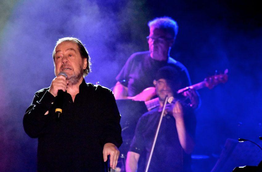 Δικογραφία για τη συναυλία του Γιάννη Πάριου στη Θεσσαλονίκη – Τι συνέβη