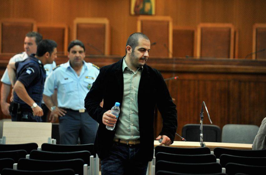 """Αποφυλακίζεται ο Γιώργος Πατέλης, πυρηνάρχης της Νίκαιας της εγκληματικής οργάνωσης """"Χρυσή Αυγή"""""""
