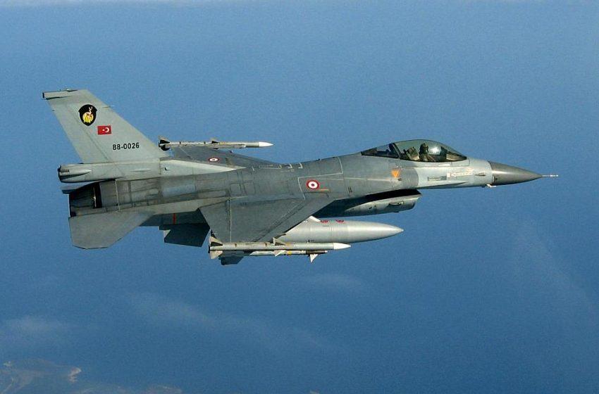 66 παραβιάσεις από τουρκικά αεροσκάφη – Δύο εμπλοκές