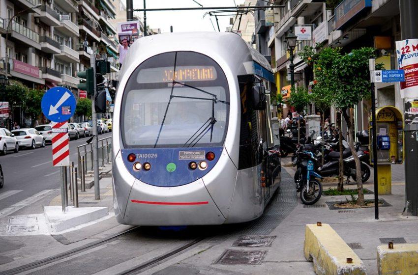 Χωρίς τραμ έως τις 8 το πρωί της Παρασκευής – Κανονικά το Μετρό
