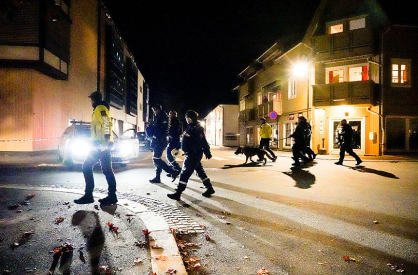 """Νορβηγία: """"Μοναχικός λύκος"""" – Ποιός είναι ο  δράστης της πολύνεκρης επίθεσης με το τόξο"""